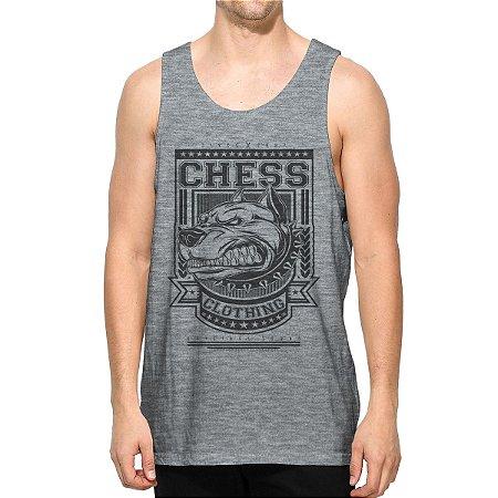 Regata Chess Clothing Dog Cinza