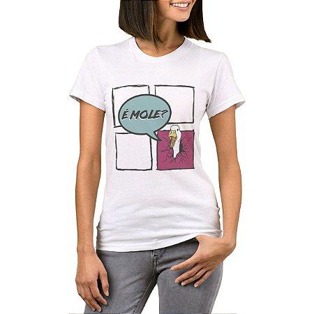 Camiseta Feminina Chess Clothing SDM Mene Vice Branca