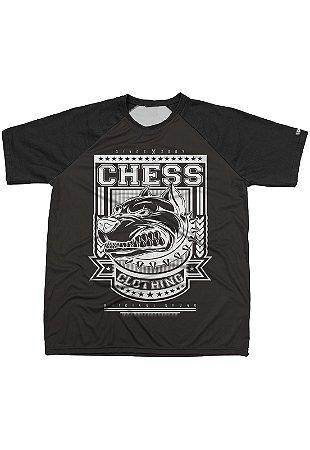 Camiseta Chess Clothing Estampa Dog