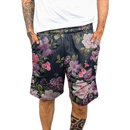 Bermuda Chess Clothing Dri-Fit Floral