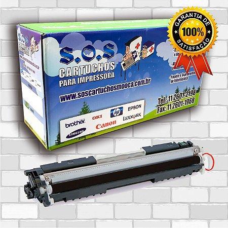 Toner Compatível HP CE310A/CF350A BLACK (100% NOVO)