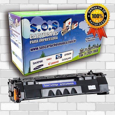 TONER COMPATÍVEL COM HP Q5949A/Q7553A (100% NOVO)