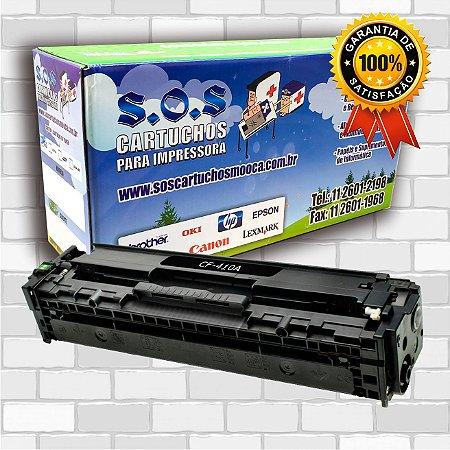TONER COMPATÍVEL COM HP CF410X PRETO (100% NOVO)