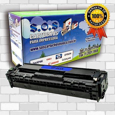 TONER COMPATÍVEL COM HP CF411X CIANO (100% NOVO)