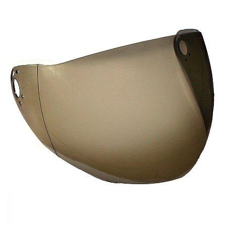 Viseira Fumê em policarbonato antirrisco para o capacete Peels Freeway