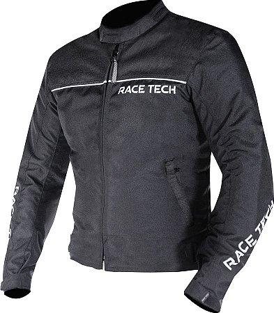 Jaqueta Race Tech Fast Preta