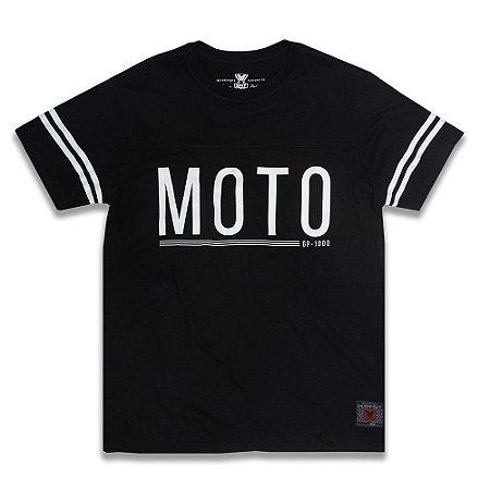 Camiseta Moto 99 - Preta