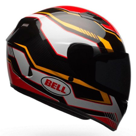 Capacete Bell Qualifier Torque Black/Gold