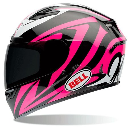 Capacete Bell Qualifier DLX Impulse Pink