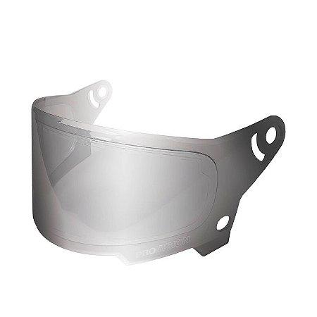 Viseira Bell Eliminator Dark Silver Iridium Original