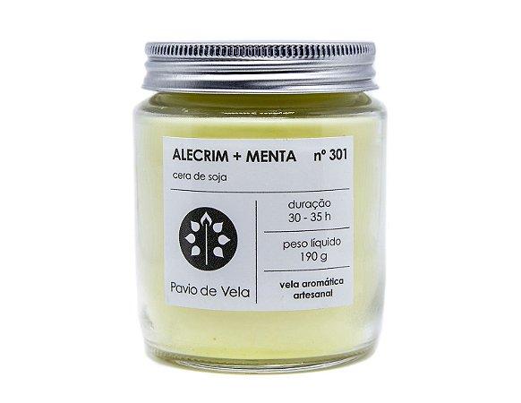Alecrim + Menta | 35 horas (Fresco)