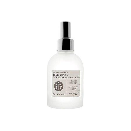 Spray de Ambiente   Chá Branco + Flor de Laranjeira - 200mls