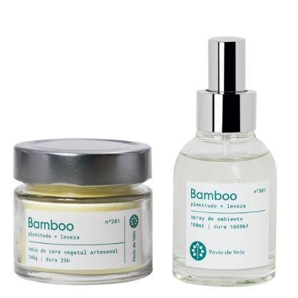 Combo Bamboo | Refrescante