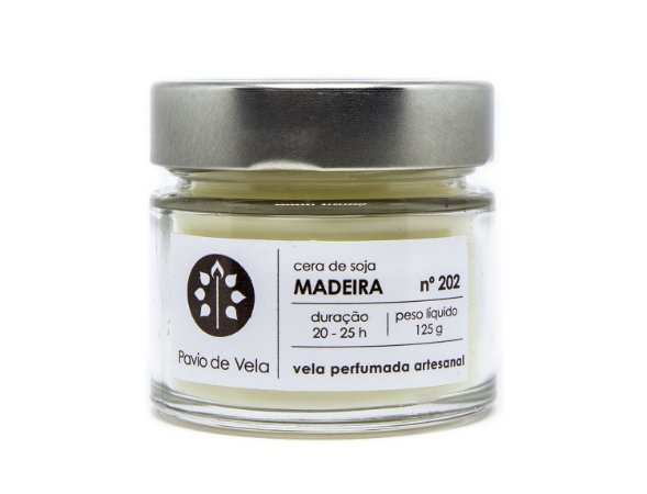 Vela Madeira | 25 horas (Amadeirado)