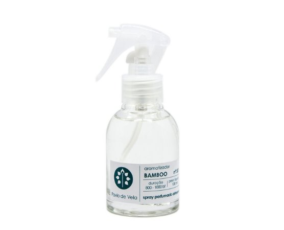 Spray de Ambiente | Bamboo (Refrescante)