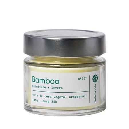Vela Bamboo | 25 horas (refrescante)