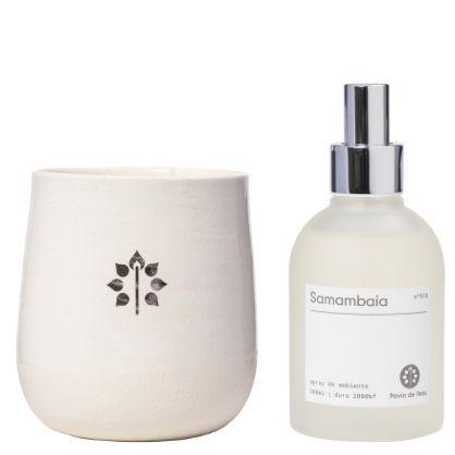Combo Samambaia| Refrescante (Spray + Vela M)