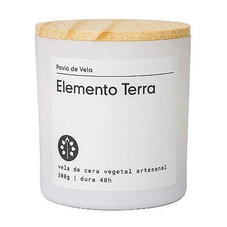 Elemento Terra | 40 horas (Amadeirado)