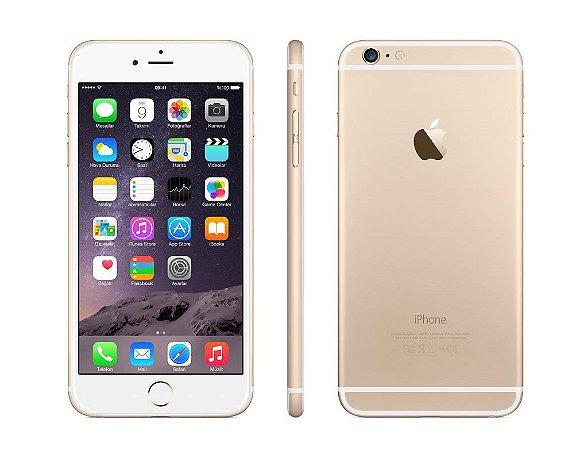 "iPhone 6 plus 16gb. A sigla ""GB"" significa gigabytes"