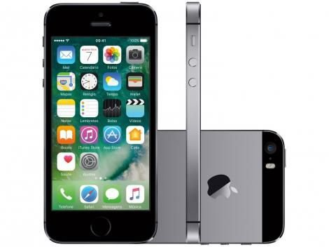 IPHONE (5S 16GB) NOVO NA CAIXA ORIGINAL