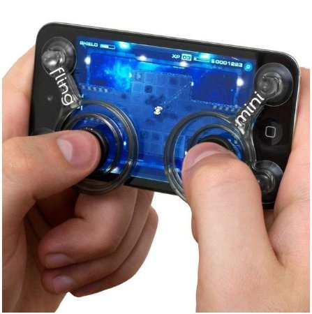 Controlador De Jogo Joystick Controle Analogico Pad para iPad Tablet  universal