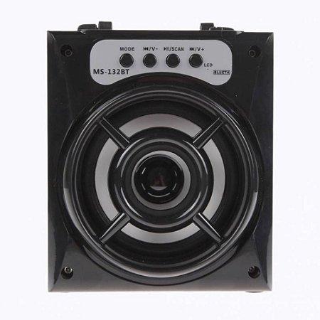 Caixa De Som Mp3 Radio Bluetooth