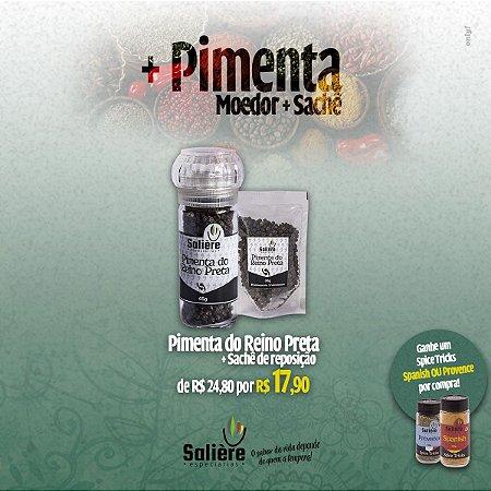 Pimenta do Reino Preta + Sachê