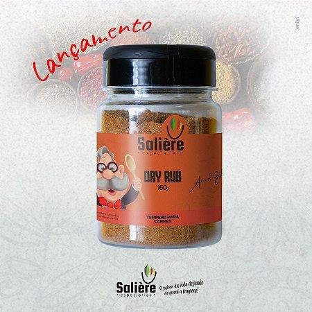 Tempero para Churrasco e Grelhados Dry Rub Saul Galvão - Promoção de Lançamento