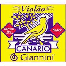 ENC. CANARIO VIOLÃO NYLON C/ BOLINHA