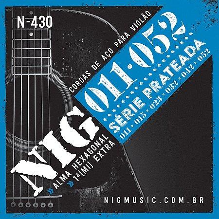 ENC. NIG VIOLÃO AÇO 6 cordas - 011/052