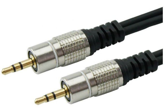 CABO P2ST + P2ST STEREO GOLD 24K 2,00M