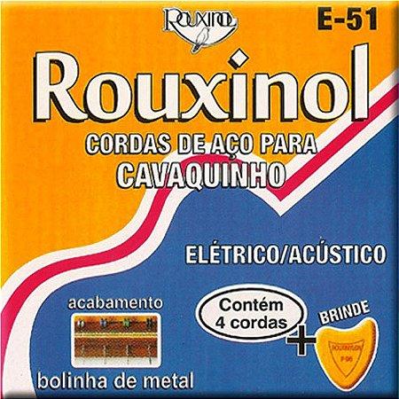 ENC. ROUXINOL CAVAQUINHO ELETRICO
