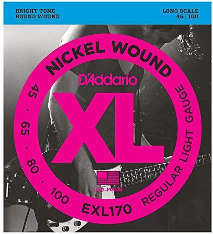 ENC. DADDARIO BAIXO EXL 170 (045)