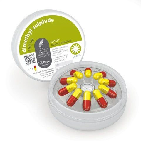 AROXA-003 DMS DIMETHYL SULPHIDE - 10 CÁPSULAS