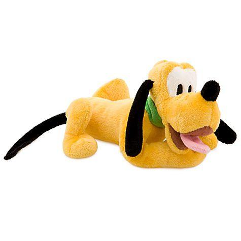 Pluto de Pelúcia Pequeno