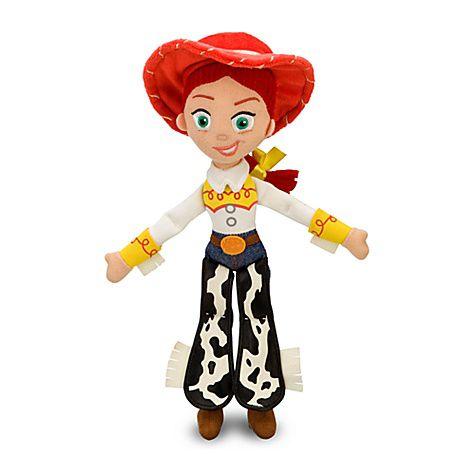 Jessie Toy Story de Pelúcia Média