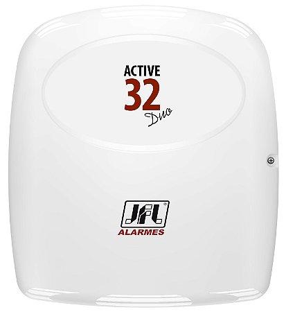 Central Alarme monitorada Activ 32 Duo 32 zonas s/ Teclado