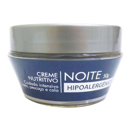 Creme Nutritivo Noite Eternity Hipoalergênico - Alergoshop