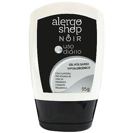 Gel Pós Barba Noir Hipoalergenico 95g - Alergoshop
