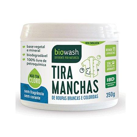 Lava Roupas Tira Manchas BioWash 350g 100% Natural