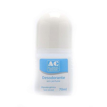 Desodorante Hipoalergênico Rollon Sem Perfume - Allergic Center