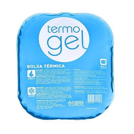 Bolsa Térmica De Gel para Compressa Crystal Quadrada Termo Gel
