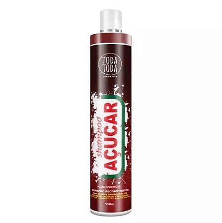 Shampoo Reconstrutor Açúcar 500ml - Toda Toda