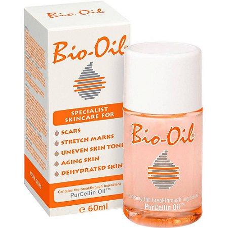 Bio Oil Cicatrizante e Anti Estrias 60ml