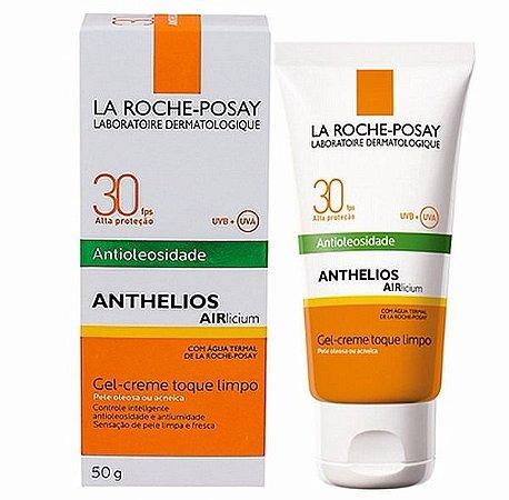 Protetor Solar Anthelios Airlicium FPS 30 Antioleosidade 50g