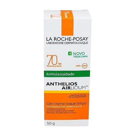 Protetor Solar Anthelios Airlicium FPS 70 Antioleosidade 50g
