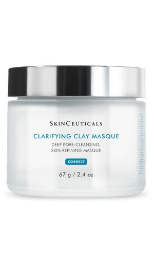 Máscara de Argila Dermatológica Clarifying Clay Masque 60ml Skinceuticals