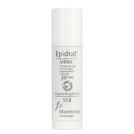 Epidrat Lábios Hidratante Labial FPS 30 - Mantecorp