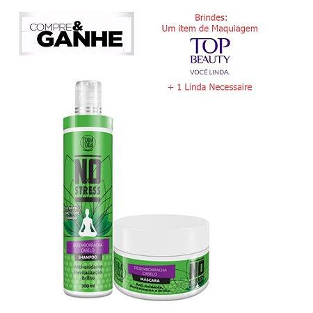 Kit No Stress Shampoo + Máscara 300ml