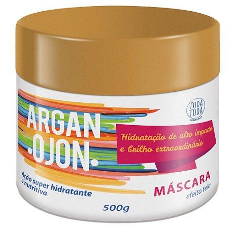 Máscara Capilar Argan e Ojon Hidratante e Nutritiva 500g